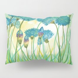 May your cornflowers never fade Pillow Sham