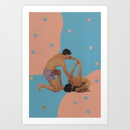 Bend Art Print
