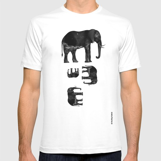Zanaringara Elephants T-shirt