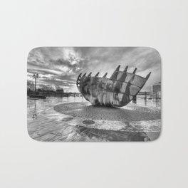 Merchant seafarer's war memorial 2 mono Bath Mat