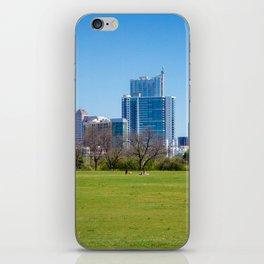 Austin Texas Skyline iPhone Skin