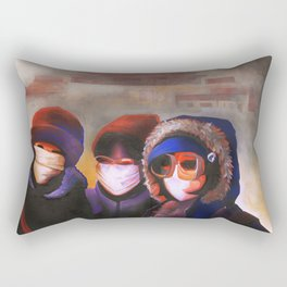 ISTANTANEA/SELFIE Rectangular Pillow