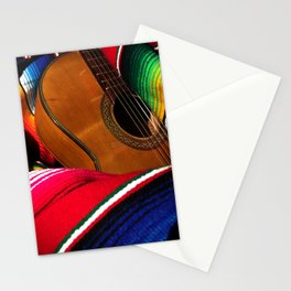 Guitar 1 Stationery Cards