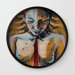 Anahata, The Unstruck Chord Wall Clock