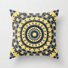 Sunshine & Stars [1/3] Throw Pillow
