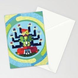 Technology Hub Stationery Cards
