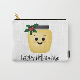Happy Hollandaise Carry-All Pouch