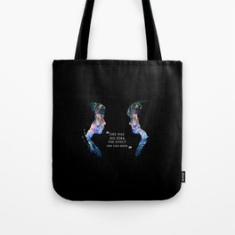 She Has No Idea The Effect She Can Have Tote Bag