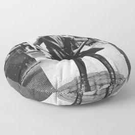 Fearless Girl Floor Pillow