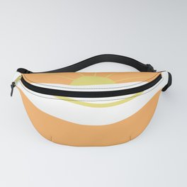 """ Orange days "" Fanny Pack"