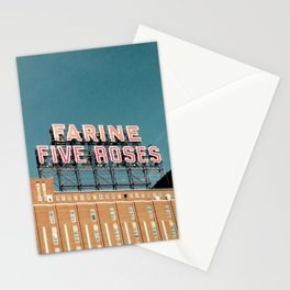 Farine Five Roses Stationery Cards
