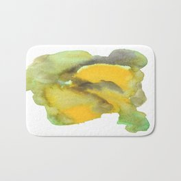 Watercolor 7 Bath Mat