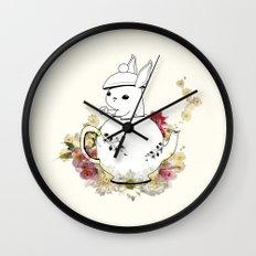 Chamomillo Wall Clock