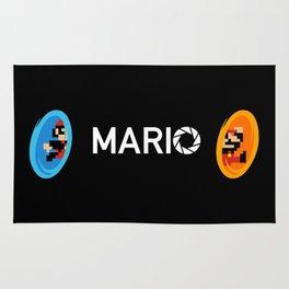 Super Mario Laboratories  Rug