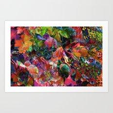 Artificiality Art Print