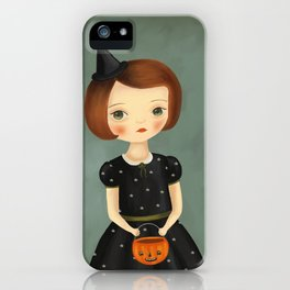 Darla iPhone Case