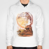 philosophy Hoodies featuring Philosophy by Cycoblast Artwork