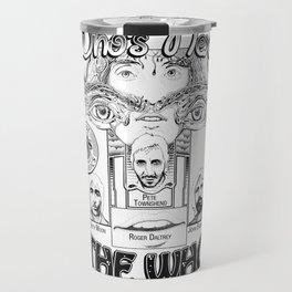 The Who Travel Mug