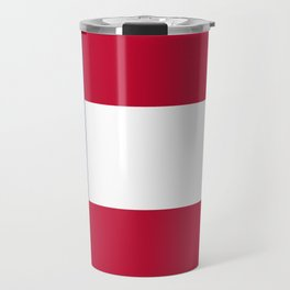 Stars And Bars Travel Mug