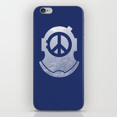 Peacediver II iPhone & iPod Skin