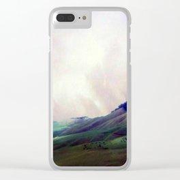 Ka'ene Point Oahu Clear iPhone Case