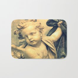 The Hallelujah Cherub. Bath Mat