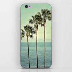 Three Day Weekend iPhone & iPod Skin