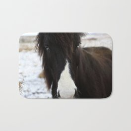 Blue Eye Icelandic Horse Bath Mat