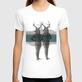 EVERST DANCING DEER T-shirt