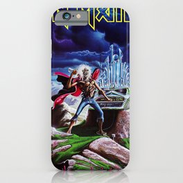 iron maiden album 2021 katrin7 iPhone Case