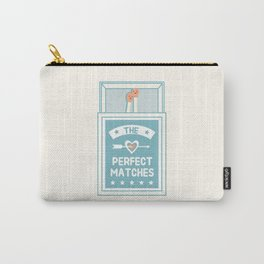 The Perfect Matches Carry-All Pouch