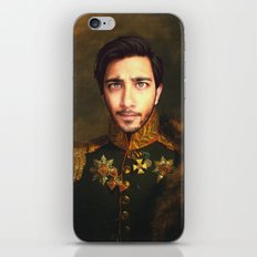 His Infernal Majesty iPhone & iPod Skin