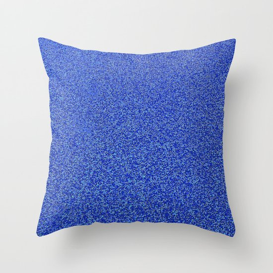 Royal blue throw pillow by anne millbrooke society6 for Royal blue couch pillows