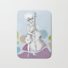 I bass play a song for you Bath Mat