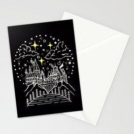 Hogwarts Castle Illustration Stationery Cards