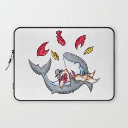 Lobstah Dinnah Laptop Sleeve