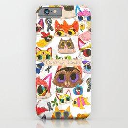 Los Dibujitos  iPhone Case