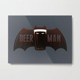 Beerman Metal Print