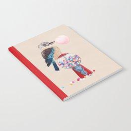 Kookaburra Gumball Machine Notebook