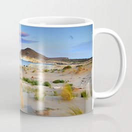 """Genoveses Beach"" Sunset at beach Coffee Mug"