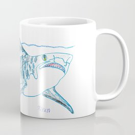 Tiger Shark II Coffee Mug