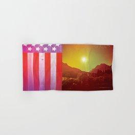 American Dream Hand & Bath Towel