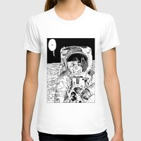 apollonia T-shirts featuring asc 333 - La rencontre rapprochée ( The close encounter) by From Apollonia with Love