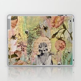 Waiting For Her Moment Laptop & iPad Skin