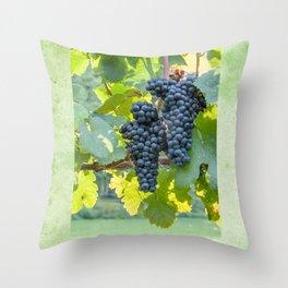 Sunlit Cluster Throw Pillow