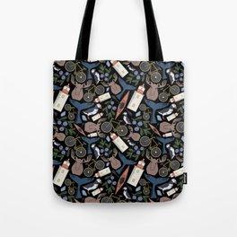 Acadia Pattern 2 Tote Bag