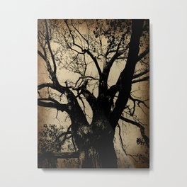 The imaginary tree Metal Print