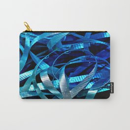 ribbon flow Carry-All Pouch