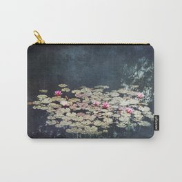 waterlilies pond Carry-All Pouch