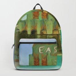 Art Deco - The Eastern Backpack